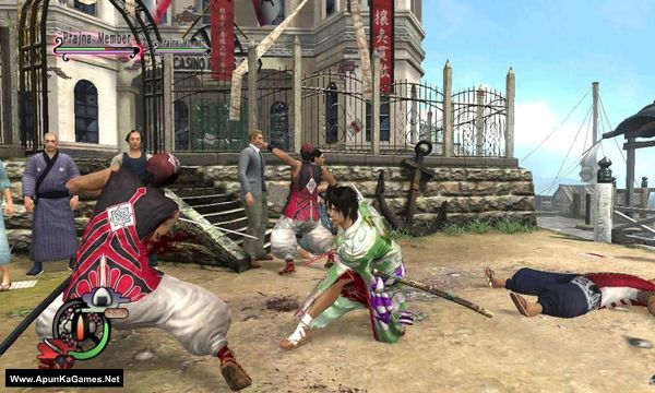 Way of the Samurai 4 Screenshot 3, Full Version, PC Game, Download Free