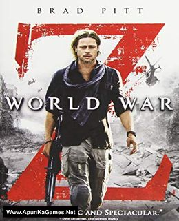 World War Z Cover, Poster, Full Version, PC Game, Download Free