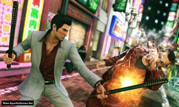 yakuza kiwami 1 Screenshot 1, Full Version, PC Game, Download Free