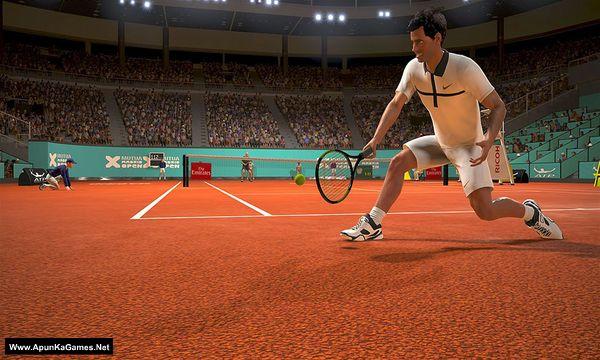 AO International Tennis Screenshot 2, Full Version, PC Game, Download Free