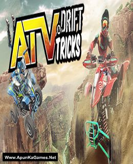 ATV Drift & Tricks Cover, Poster, Full Version, PC Game, Download Free