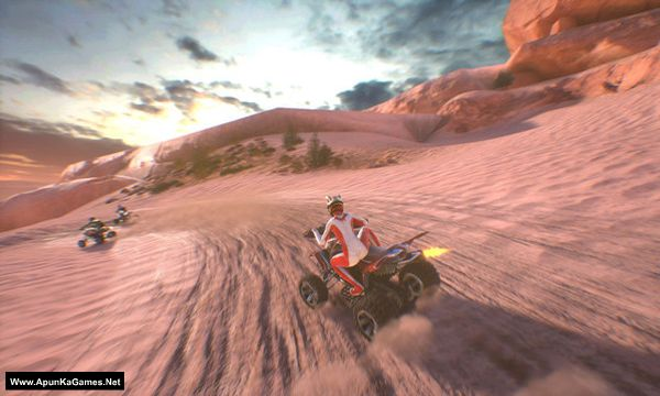 ATV Drift & Tricks Screenshot 2, Full Version, PC Game, Download Free