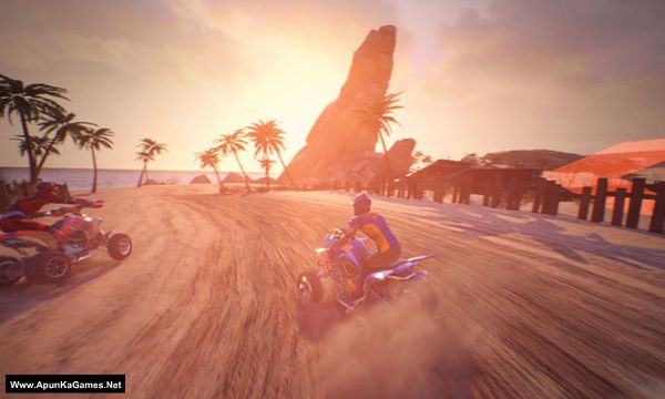 ATV Drift & Tricks Screenshot 3, Full Version, PC Game, Download Free