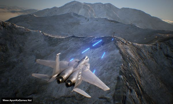 Ace Combat 7: Skies Unknown Screenshot 2, Full Version, PC Game, Download Free