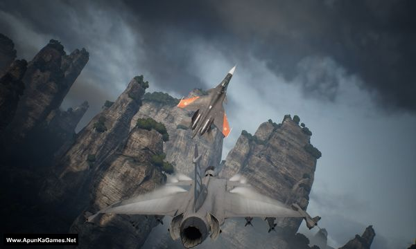 Ace Combat 7: Skies Unknown Screenshot 3, Full Version, PC Game, Download Free