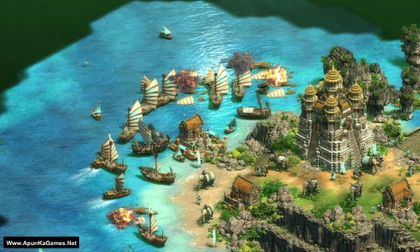 Age of Empires II: Definitive Edition Screenshot 3, Full Version, PC Game, Download Free