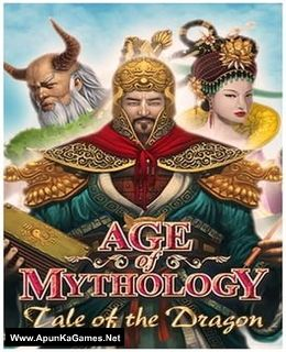 Age of Mythology: Tale of the Dragon Cover, Poster, Full Version, PC Game, Download Free