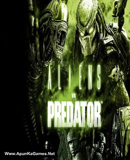 Aliens vs. Predator Cover, Poster, Full Version, PC Game, Download Free
