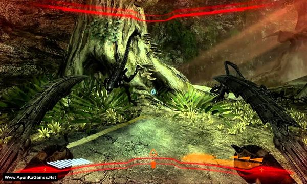Aliens vs. Predator Screenshot 1, Full Version, PC Game, Download Free