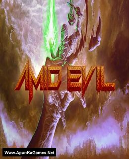 Amid Evil Cover, Poster, Full Version, PC Game, Download Free