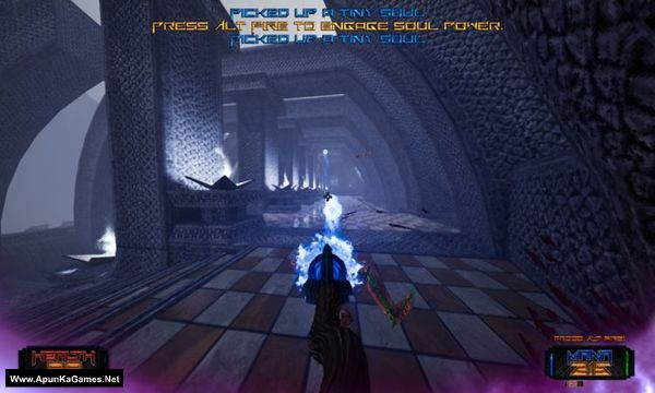 Amid Evil Screenshot 1, Full Version, PC Game, Download Free