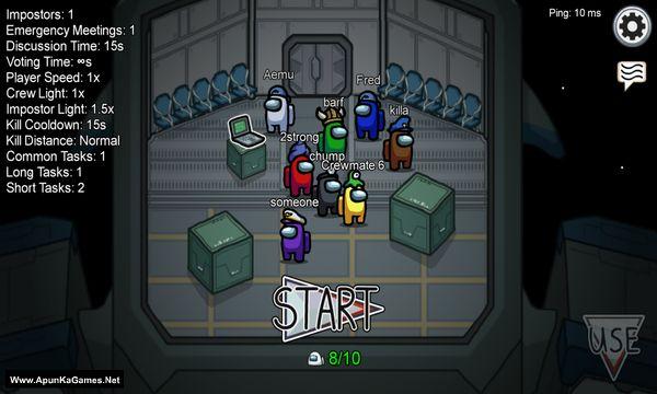 Among us Screenshot 2, Full Version, PC Game, Download Free