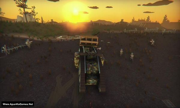 Armored Battle Crew [World War 1] Screenshot 3, Full Version, PC Game, Download Free