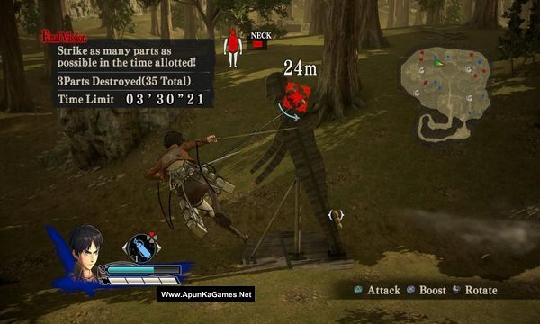 Attack on Titan Screenshot 3, Full Version, PC Game, Download Free