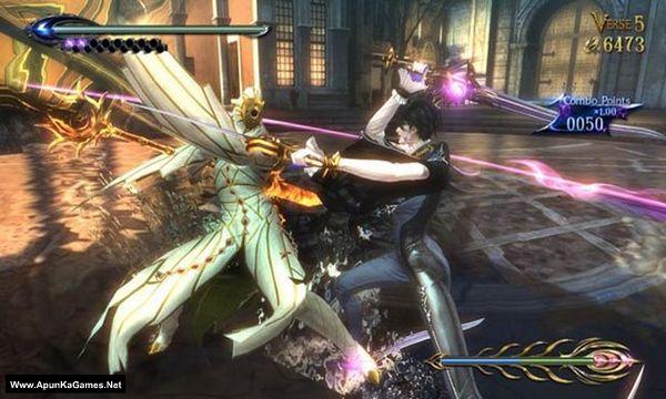 Bayonetta 2 Screenshot 1, Full Version, PC Game, Download Free