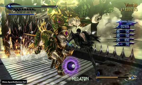 Bayonetta 2 Screenshot 2, Full Version, PC Game, Download Free