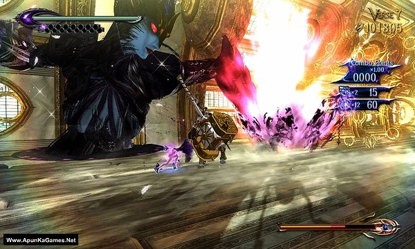 Bayonetta 2 Screenshot 3, Full Version, PC Game, Download Free