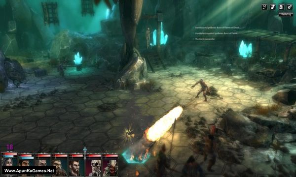Blackguards Screenshot 3, Full Version, PC Game, Download Free