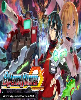 Blaster Master Zero Cover, Poster, Full Version, PC Game, Download Free