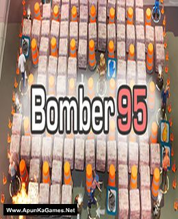 Bomber 95 Cover, Poster, Full Version, PC Game, Download Free
