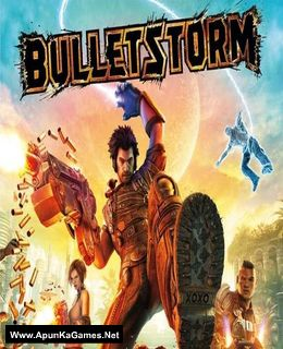 Bulletstorm Cover, Poster, Full Version, PC Game, Download Free