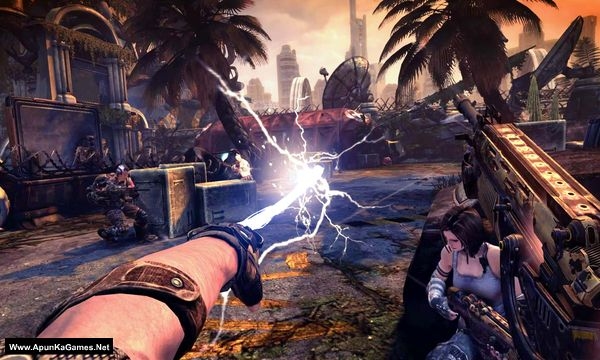 Bulletstorm Screenshot 1, Full Version, PC Game, Download Free