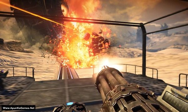 Bulletstorm Screenshot 2, Full Version, PC Game, Download Free