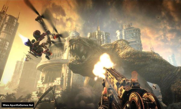 Bulletstorm Screenshot 3, Full Version, PC Game, Download Free