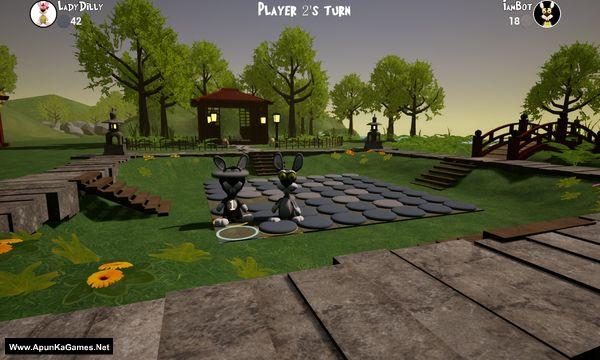 Bunny Reversi Screenshot 2, Full Version, PC Game, Download Free