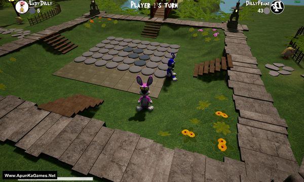 Bunny Reversi Screenshot 3, Full Version, PC Game, Download Free