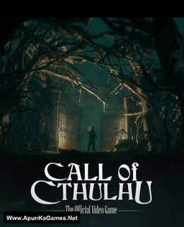 Call of Cthulhu Cover, Poster, Full Version, PC Game, Download Free