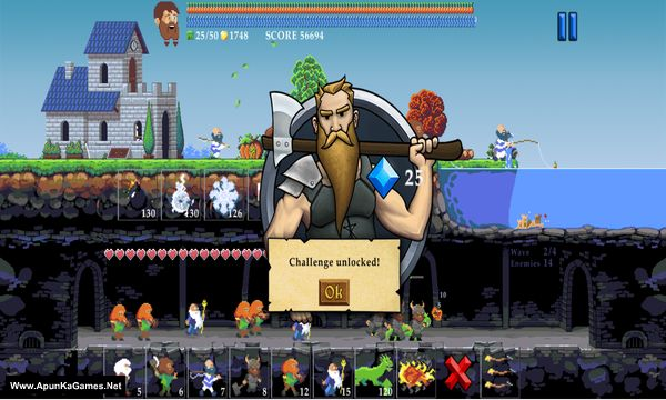 Castle Woodwarf 2 Screenshot 3, Full Version, PC Game, Download Free