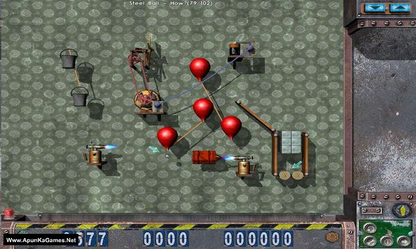 Crazy Machines 1 Screenshot 1, Full Version, PC Game, Download Free
