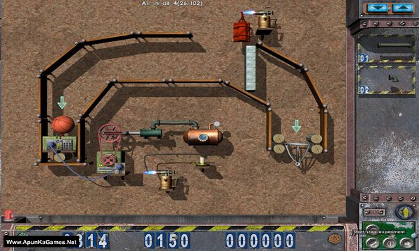 Crazy Machines 1 Screenshot 2, Full Version, PC Game, Download Free