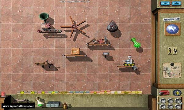 Crazy Machines 1 Screenshot 3, Full Version, PC Game, Download Free