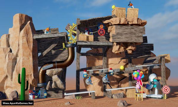 Crazy Machines 3 Screenshot 2, Full Version, PC Game, Download Free
