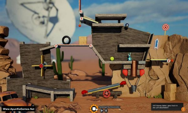 Crazy Machines 3 Screenshot 3, Full Version, PC Game, Download Free