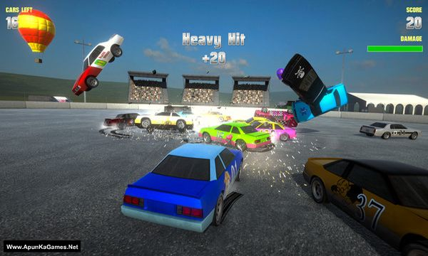 Crumple Zone Screenshot 1, Full Version, PC Game, Download Free