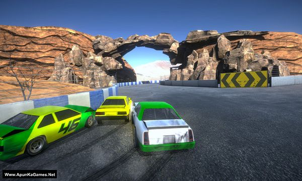 Crumple Zone Screenshot 2, Full Version, PC Game, Download Free