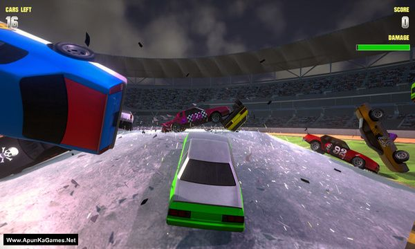 Crumple Zone Screenshot 3, Full Version, PC Game, Download Free