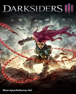 Darksiders III Cover, Poster, Full Version, PC Game, Download Free