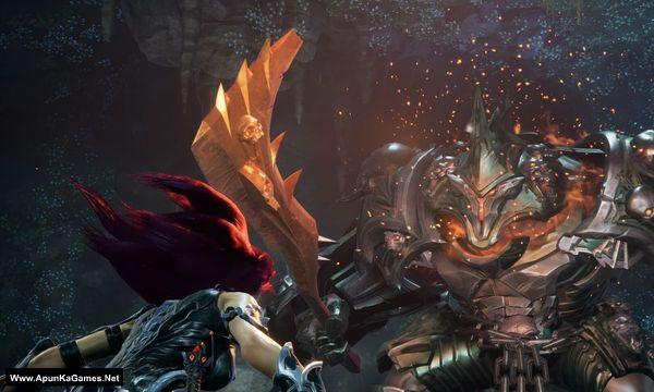 Darksiders III Screenshot 1, Full Version, PC Game, Download Free