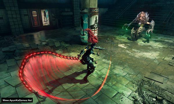Darksiders III Screenshot 2, Full Version, PC Game, Download Free