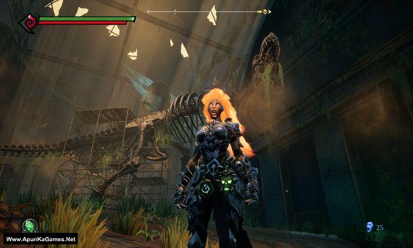 Darksiders III Screenshot 3, Full Version, PC Game, Download Free