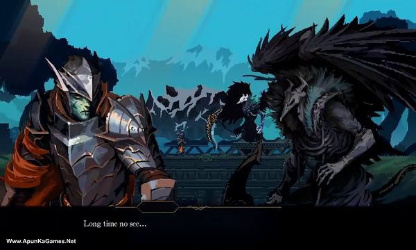 Death's Gambit Screenshot 2, Full Version, PC Game, Download Free