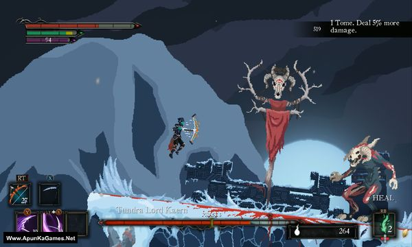 Death's Gambit Screenshot 3, Full Version, PC Game, Download Free