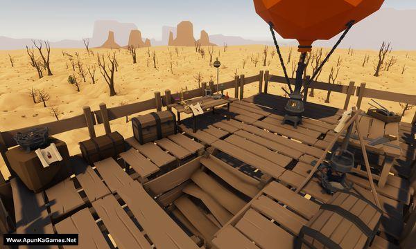 Desert Skies Screenshot 1, Full Version, PC Game, Download Free