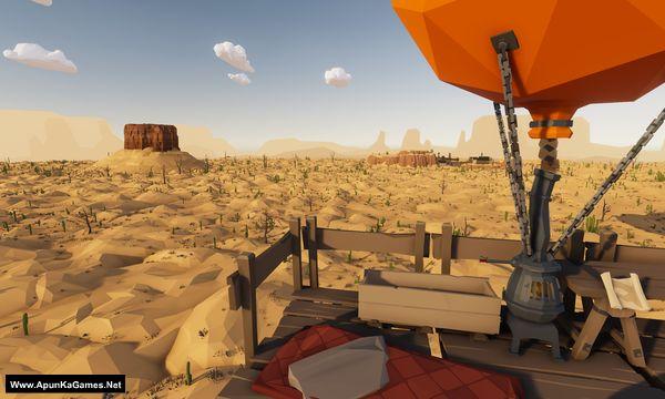 Desert Skies Screenshot 2, Full Version, PC Game, Download Free