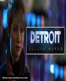 Detroit: Become Human Cover, Poster, Full Version, PC Game, Download Free