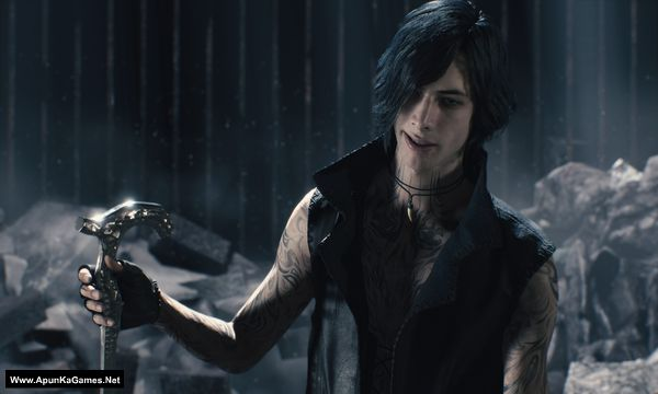 Devil May Cry 5 Screenshot 1, Full Version, PC Game, Download Free